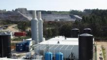Rotreat - Spain - Landfill leachate treatment plant - 2 stages - reverse osmosis - using disc tube module technology RCDT module
